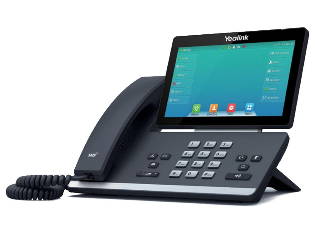 Yealink T57W VoIP phone