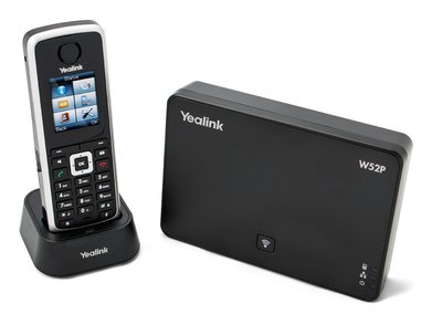 yealink w52prf ipphone front