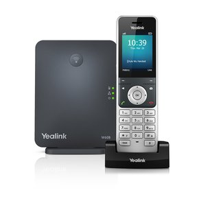Yealink W60P DECTIPPhone Front