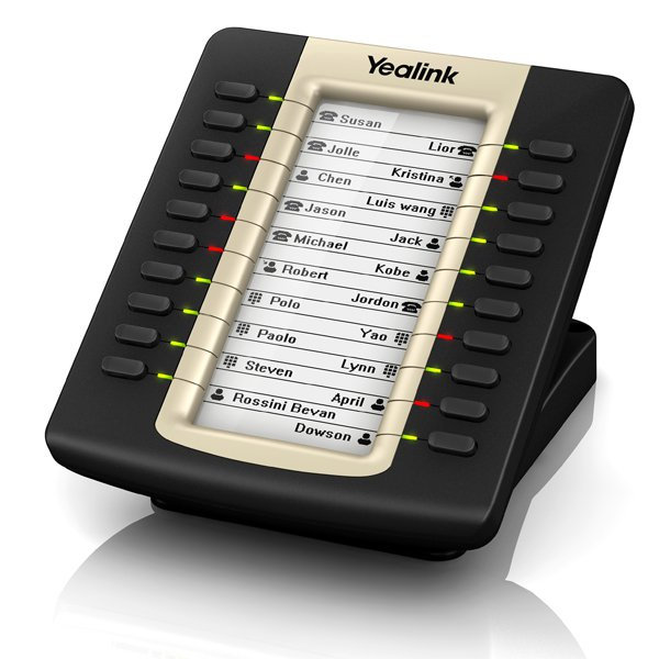 Yealink EXP20 Expansion Module Front