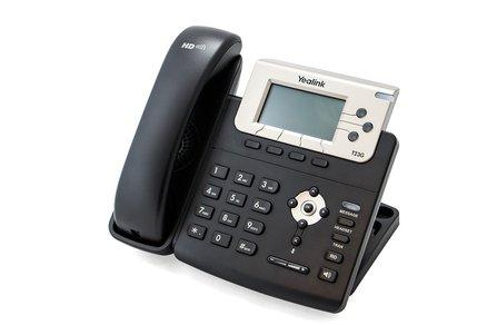 Yealink T23G IP Phone Front