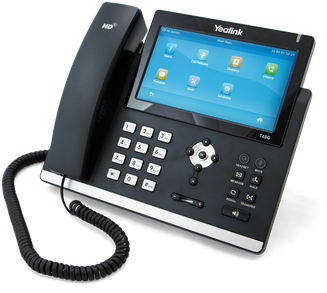 Yealink T48 IP Phone Front