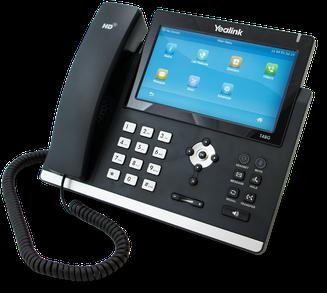 Yealink T48 IP Phone Front