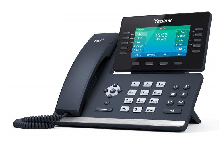 Yealink T54S IP Phone Front