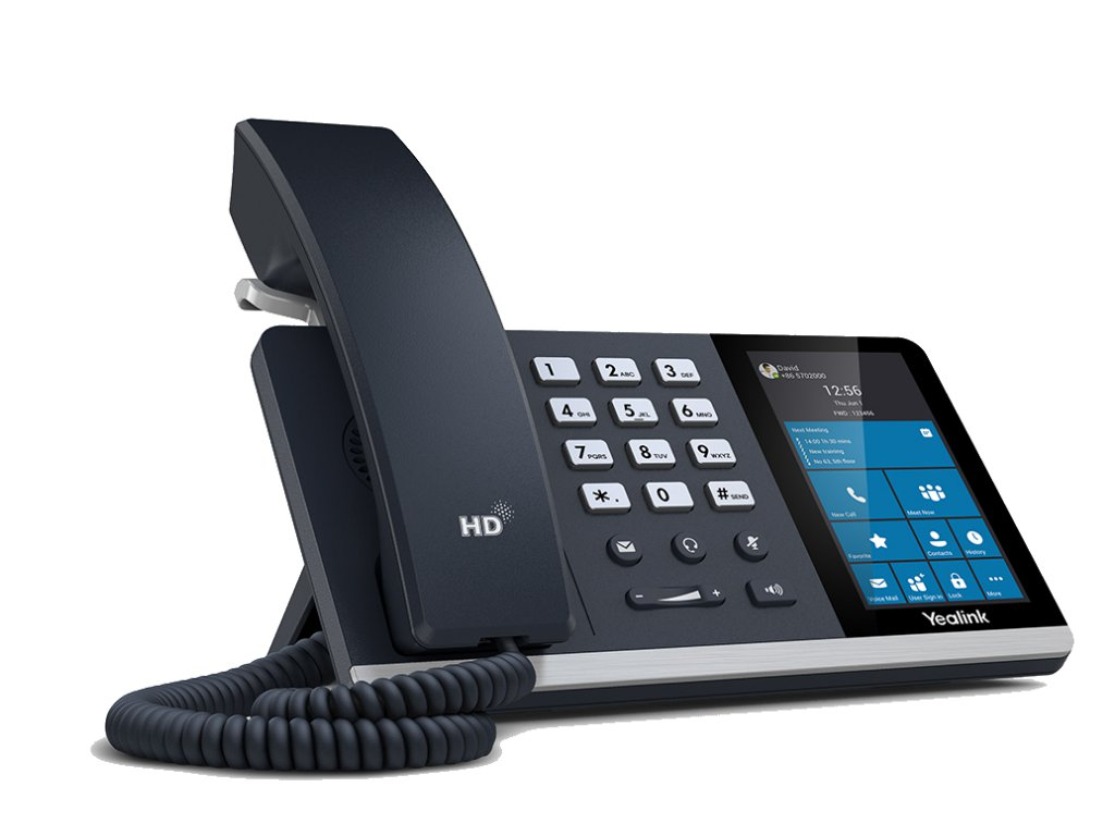 T55A-TEAMS IP Phone for Microsoft Teams