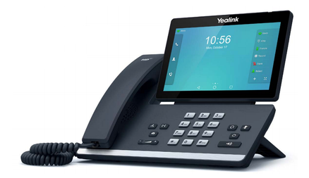 Yealink T56A IP Phone Front